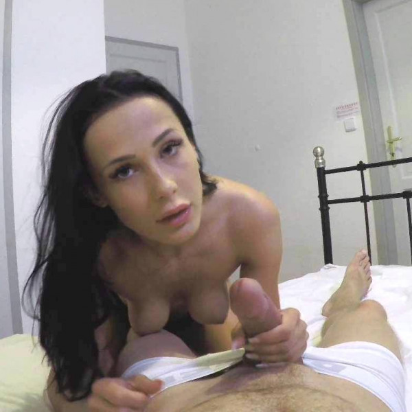 Sweet brunette gets some POV fucking - Photo 2 / 16